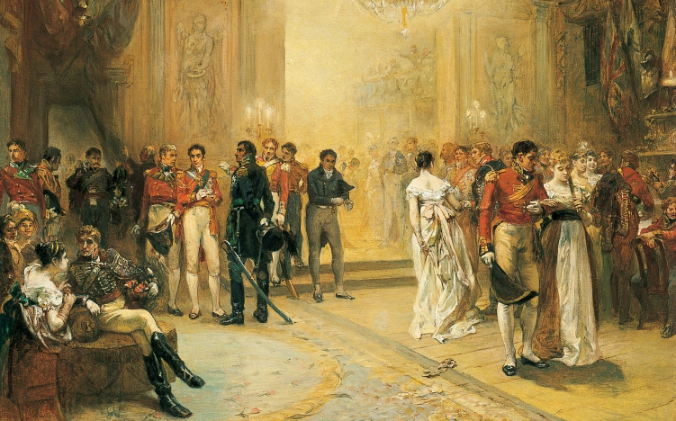 Wherein The Duke of Wellington Acquires the Taint ofMagic